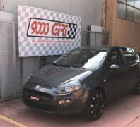 """Elaborazione Fiat Grande Punto 1.3 Mjet """"Debraia e spalanca"""""""