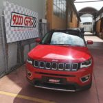 "Elaborazione Jeep Compass 2.0 Mjet ""Regina di cuori"""