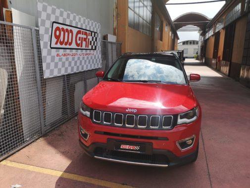 Jeep Compass 2.0 Mjet powered by 9000 Giri