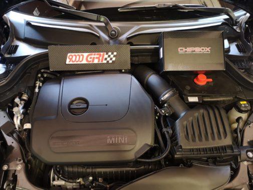 Mini Cooper 1.5 tb powered by 9000 Giri