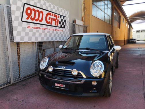 Mini Cooper S 1.6 r53 powered by 9000 Giri
