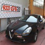 """Elaborazione Alfa Romeo Giulietta 1.4 Tjet """"Paloma"""""""