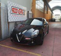 """Elaborazione Alfa Romeo Giulietta 1.4 tb """"Anima profonda"""""""