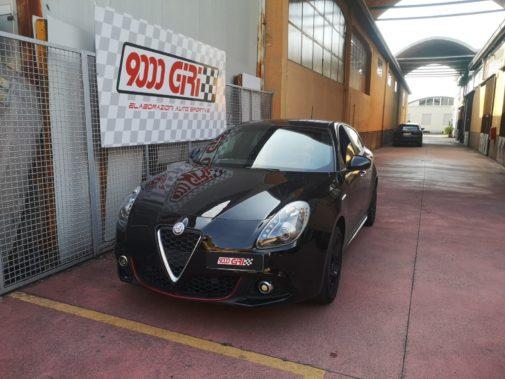 Alfa Rome Giulietta 1.4 tb powered by 9000 giri