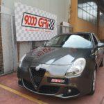 """Elaborazione Alfa Romeo Giulietta 1.6 jtdm """"La libellula"""""""