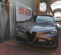 """Elaborazione Alfa Romeo Stelvio 2.2 td """"Lo stambecco"""""""