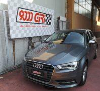 "Elaborazione Audi A3 1.4 tfsi Sportback ""Poseidone"""