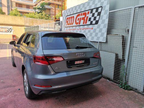 Audi A3 1.4 tfsi e-tron Sportback powered by 9000 Giri