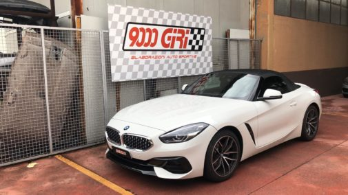 Bmw Z4 2.0 sdrive powered by 9000 Giri