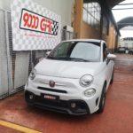 """Elaborazione Fiat 500 Abarth """"Fiocco di neve"""""""