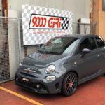 """Elaborazione Fiat 595 Abarth """"Brividi"""""""