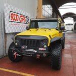 """Elaborazione Jeep Wrangler Jk 3.8 V6 """"Treno espresso"""""""