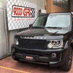 """Elaborazione Land Rover Discovery 3.0 tdi """"Il camoscio"""""""