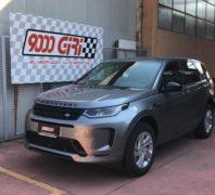 """Elaborazione Land Rover Discovery Sport """"Bella scoperta"""""""