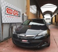 """Elaborazione Opel Astra Gtc """"Sempre al tuo fianco"""""""