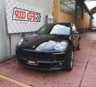 """Elaborazione Porsche Macan 3.0 td """"Premio nobel"""""""