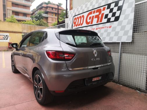Renault Clio 1.4 td powered by 9000 Giri