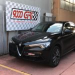 "Elaborazione Alfa Romeo Stelvio 2.0 turbo ""Sacripante"""
