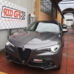 """Elaborazione Alfa Romeo Stelvio 2.2 td """"Magica"""""""