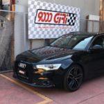 "Elaborazione Audi A6 3.0 tdi Avant ""Scudo termico"""