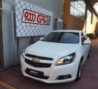 """Elaborazione Chevrolet Malibu 2.0 td """"La stagione dell'amore"""""""