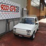 """Elaborazione Fiat 126 """"La scheggia"""""""