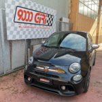 """Elaborazione Fiat 500 Abarth 595 """"Scattosa"""""""
