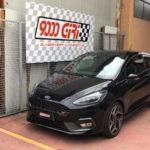 "Elaborazione Ford Fiesta 1.5 St ""Linea diretta"""