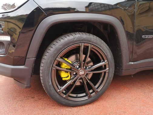 Jeep Compass 1.6 jtdm powered by 9000 Giri