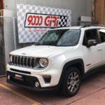 """Elaborazione Jeep Renegade 1.6 Mjet """"Il rinnegato"""""""