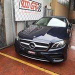 """Elaborazione Mercedes E 200 Cdi Cabrio """"Tudor"""""""
