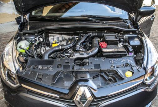 Renault Twingo 900 turbo powered by 9000 Giri