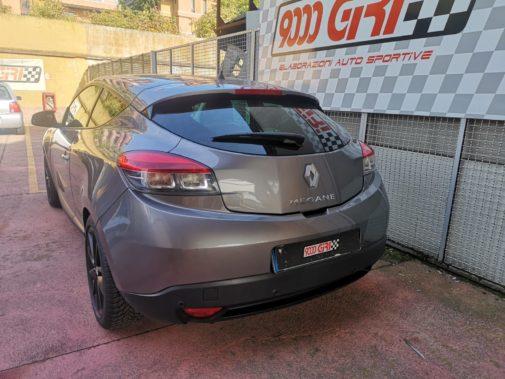Renault Megane Rs powered by 9000 Giri