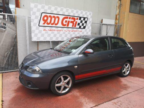 Seat Ibiza 1.4 16v powered by 9000 Giri