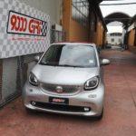 """Elaborazione Smart ForTwo 900 Turbo """"La notte magica"""""""