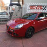 """Elaborazione Alfa Romeo Giulietta 1.750 tb """"Gospel"""""""
