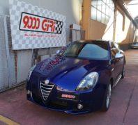 """Elaborazione Alfa Romeo Giulietta 1.4 tb """"Nuova estate"""""""