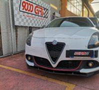 """Elaborazione Alfa Romeo Giulietta 1.4 tb """"Radio freccia"""""""