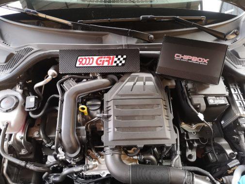 Audi A1 1.0 tfsi powered by 9000 Giri