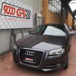 """Elaborazione Audi A3 1.6 tdi """"Lock down"""""""
