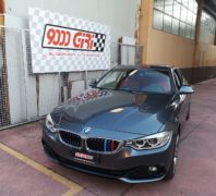 "Elaborazione Bmw 435i ""Top power"""