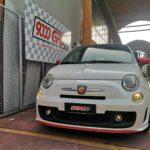 """Elaborazione Fiat 500 Abarth 595 """"Sincronismo perfetto"""""""