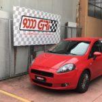 """Elaborazione Fiat Grande Punto 1.4 Tjet """"Tsunami"""""""