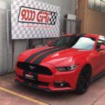 "Elaborazione Ford Mustang 2.3 ecoboost ""Regimental"""