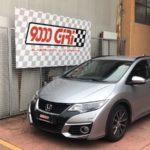 """Elaborazione Honda Civic 1.6 idtec """"Tassativa"""""""