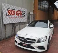 "Elaborazione Mercedes C300 Coupè ""Gradita sorpresa"""
