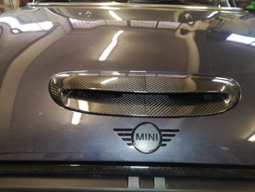 Mini Cooper Jcw Gp powered by 9000 Giri