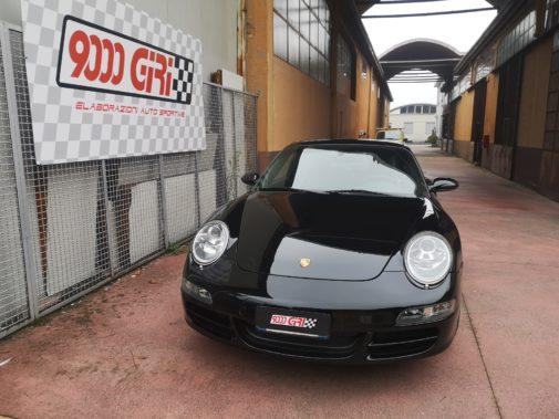 Porsche 997 3.6 Carrera 2 powered by 9000 Giri