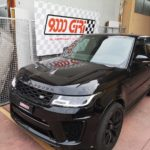 "Elaborazione Range Rover Sport Svr Sopercharged ""Subsonica"""