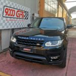 "Elaborazione Range Rover Sport V8 Supercharged ""Steroid"""